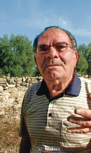 Cici Cafaro interpreta il cantore popolare in un film / ilsibilolungodellataranta.it