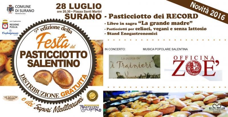Festa Del Pasticciotto Leccese