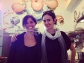 Flavia Giordano e Lorenza Dadduzzio, ideatrici di cucinamancina / Pagina Fb