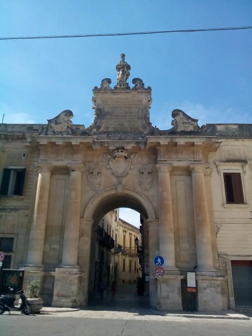 Porta san Biagio - foto di Gabriele Zompì