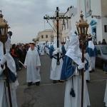 Lampioni e Croce dei Misteri