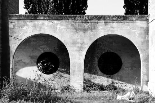 Monteruga e lo stato di abbandono / @flickr / Malakhi Helel
