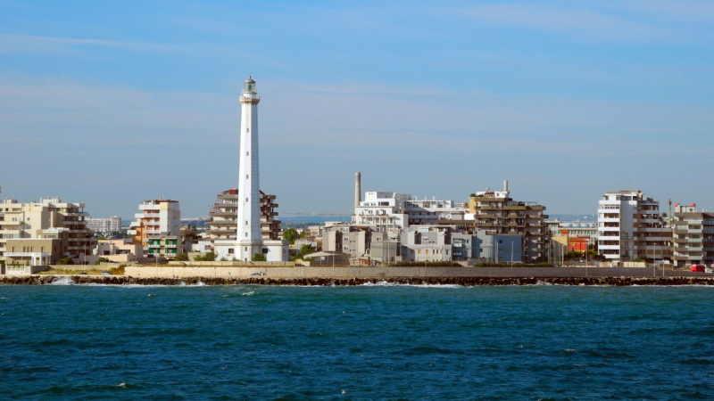 Faro di Bari