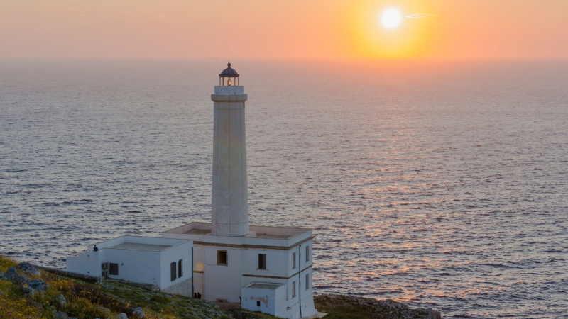 Faro Punta Palascia Otranto